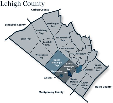 Lehigh County Search Information About The Borough Of Macungie
