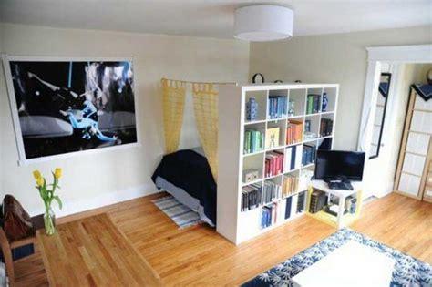 schlafzimmer raumteiler raumtrenner wohnzimmer