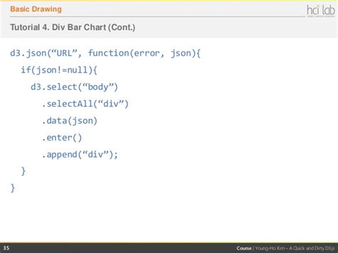 javascript null pattern a quick and dirty d3 js tutorial