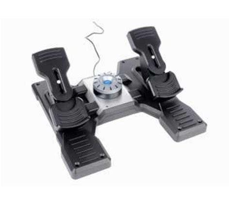 saitek pz35 pro flight rudder pedals deals pc world