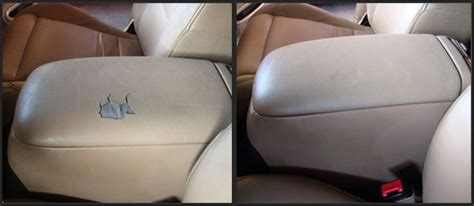 Car Interior Cloth Repair by St Louis Leather Photos Auto Interior Doctors