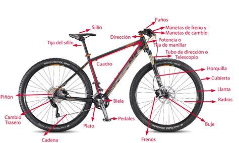 d bici las partes de la bicicleta 14bikes