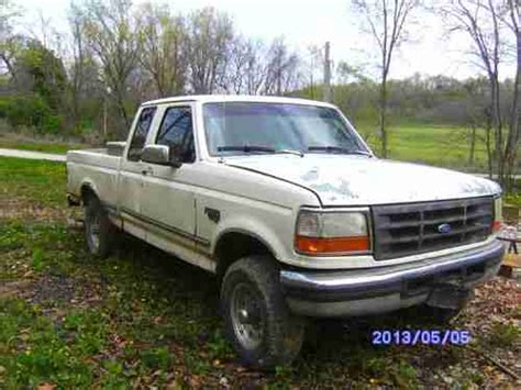 1996 ford f250 parts buy used 1996 powerstroke for parts only in mount sterling