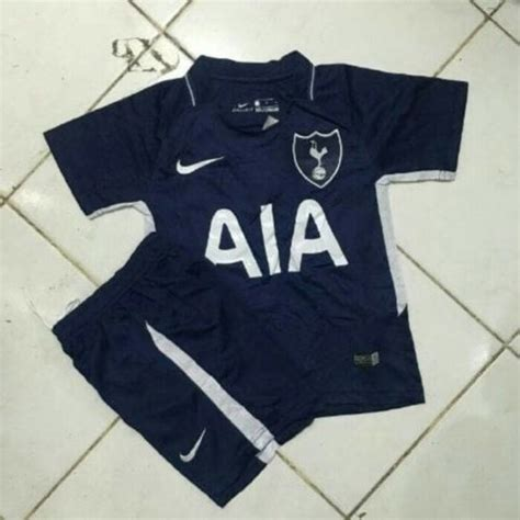 Jerman Home Kid World Cup 2018 jersey tottenham hotspur away 2017 2018 jersey bola