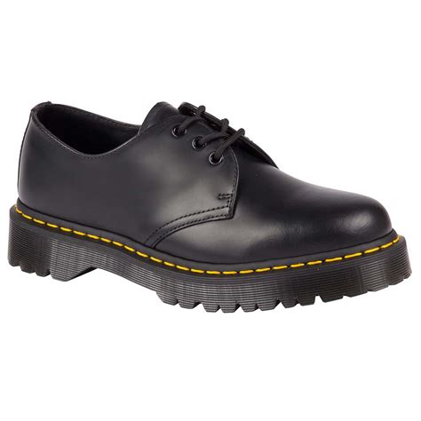 Dr Martens 1461 Black 3 dr martens 1461 bex 3 eye black dressinn