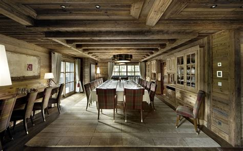 chalet edelweiss in the alps idesignarch