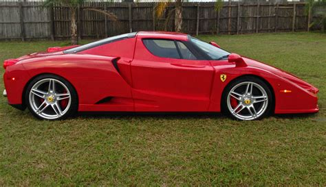fake ferrari ferrari f430 based enzo replica fails to sell