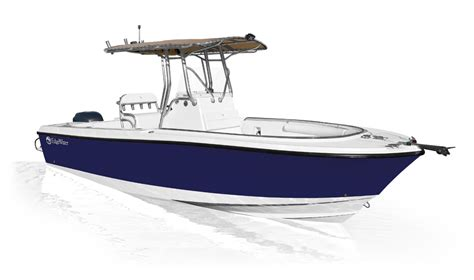 unsinkable boats for sale used 262cc center console fishing boat edgewater boats