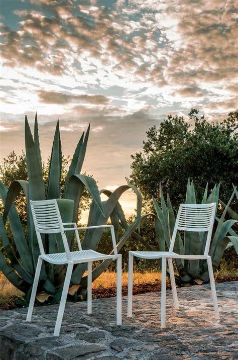 sedie in alluminio per esterni sedia in alluminio disponibile in vari colori per