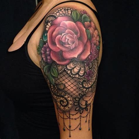 the flawless flower and fauna tattoos of makkala rose