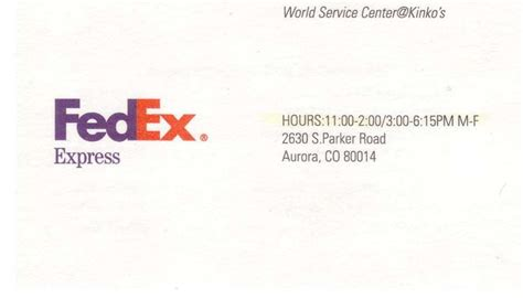 fedex kinkos business cards same day image collections