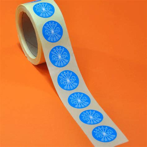Sticker Rolls For