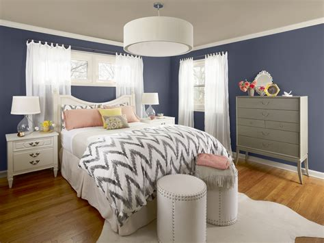trendy bedroom colors blue gray bedroom paint colors