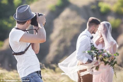Wedding Photographers Reveal One Shot They Never Share