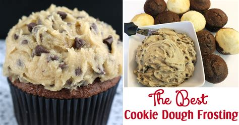 cookie dough frosting  sisters