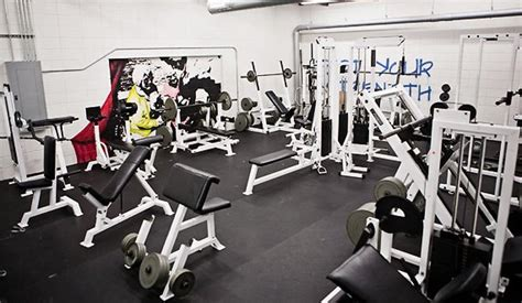 gym pictures gym of the month the hub gym