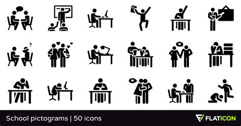 Free Home Design App school pictograms 50 free icons svg eps psd png files