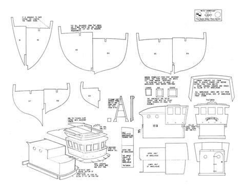 sport fishing boat blueprints benadi model fishing boat plans free download guide