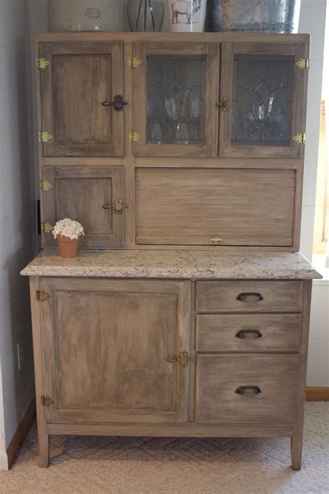 story studio restoration hardware hoosier cabinet