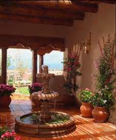 mexican style patio outdoor living pinterest