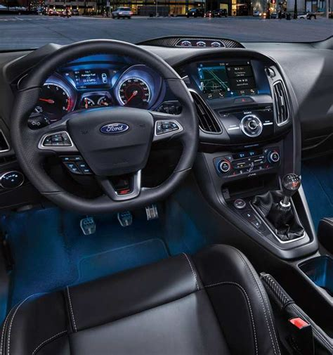 Ford Focus Interior by 2017 Ford 174 Focus Sedan Hatchback Designed To Inspire