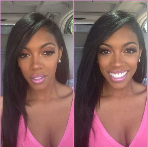 porsha of real housewives of atlantabest hair styles 192 best images about the real housewives of atlanta on
