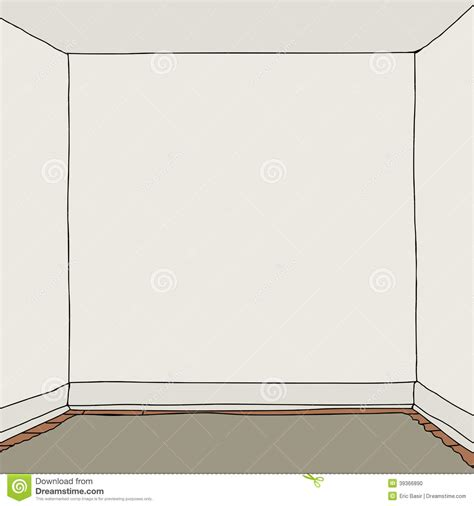 Real Floor Plans by Empty Room Cartoon Stock Vector Image Of Scene Copy