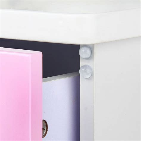 silicone non slip rubber bumper grain multipurpose drawer