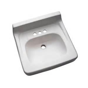 crane bathroom sink shop crane plumbing harwich white wall mount rectangular