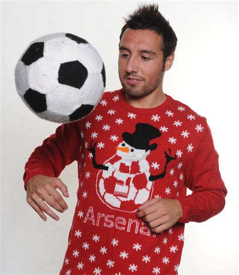 arsenal jumper arsenal christmas jumpers daily star
