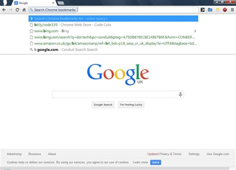 Address Search For How To Search Bookmarked From Chrome Address Bar
