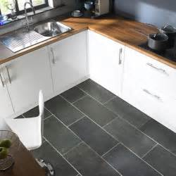 Kitchen Floor Tiles by Grey Slate Kitchen Floor House Furniture