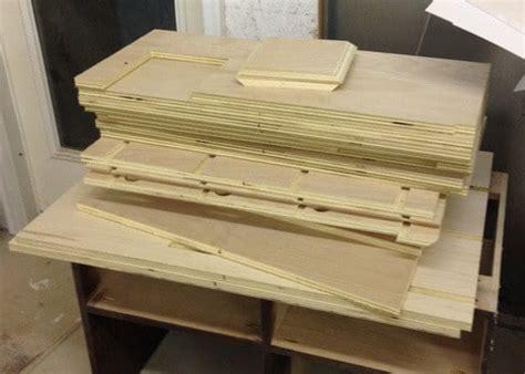 build  simple diy tv stand  wood