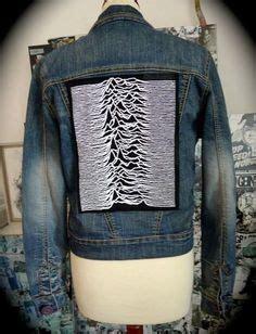 Backpatch Nirvana vintage denim jacket with a cut and sewn nirvana back