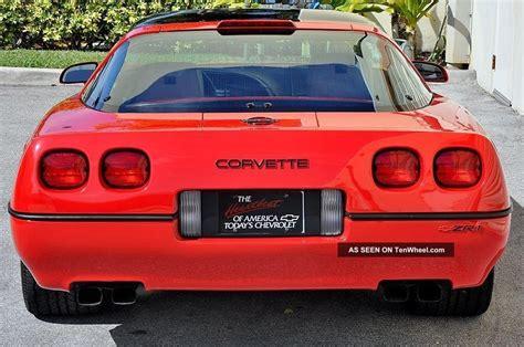 1990 zr1 corvette specs 1990 chevrolet corvette zr1