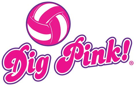 logo pink where can i the dig pink logo side out support