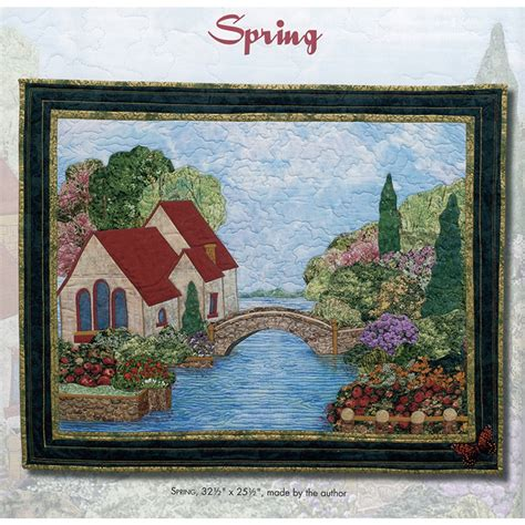 Landscape Quilts American Quilter S Society Landscape Quilts With Kathy