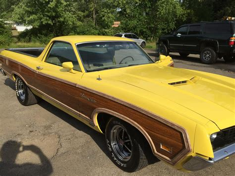 1970 Ford Ranchero by 1970 Ford Ranchero For Sale Classiccars Cc 887317