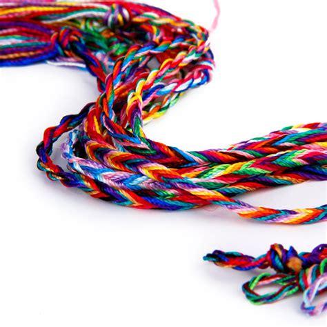 Handmade Friendship Bracelets For Sale - 9 x handmade braided friendship bracelets ankle bracelet