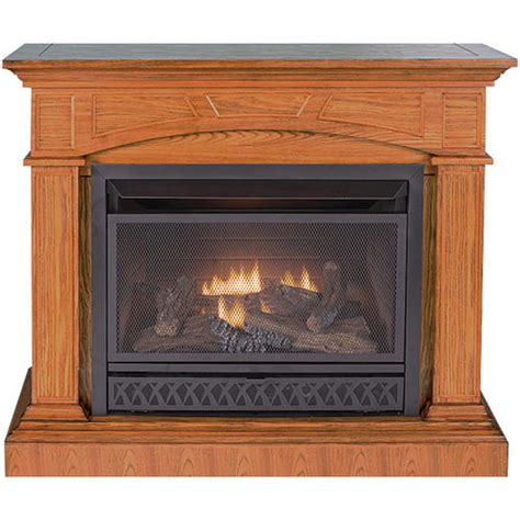 No Vent Fireplace by 26 000 Btu Vent Free Intermediate Fireplace At Menards 174