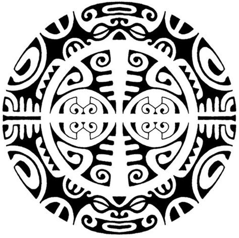 round tribal tattoo designs polynesian designs and patterns polynesian