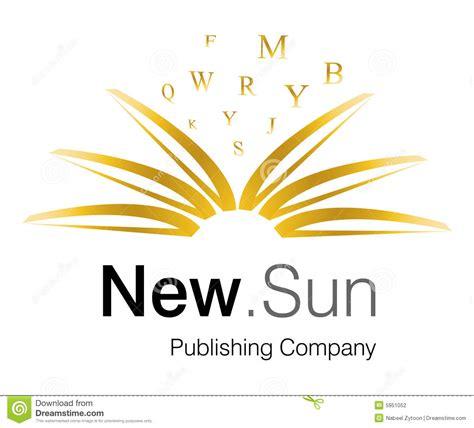 company sun new sun logo stock vector image of turquoise white designer 5951052