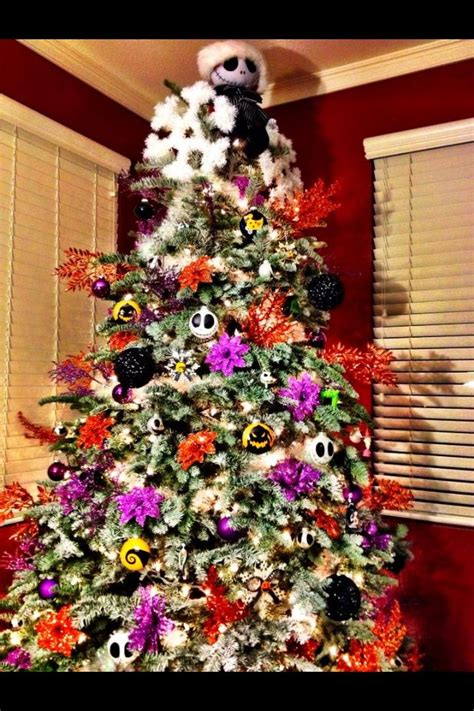 17 best images about nightmare before christmas tree on