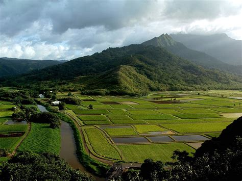 Car Wallpapers Desktops Nature Valley by Wallpapers Hanalei River Valley Wallpapers