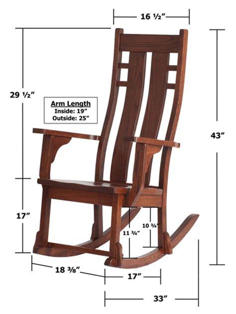 Arm Chair Dimensions Design Ideas Rocking Chair Measurements Search Rocking Chair Rocking Chairs