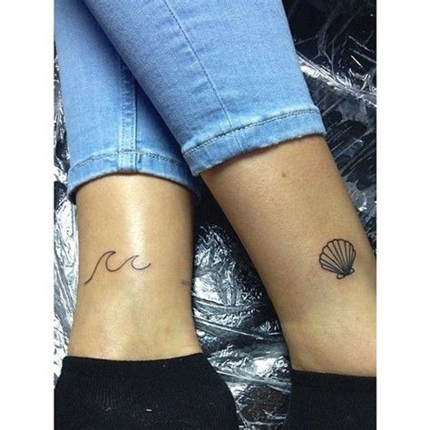 small ocean themed tattoos sea theme tattoos beautiful sea