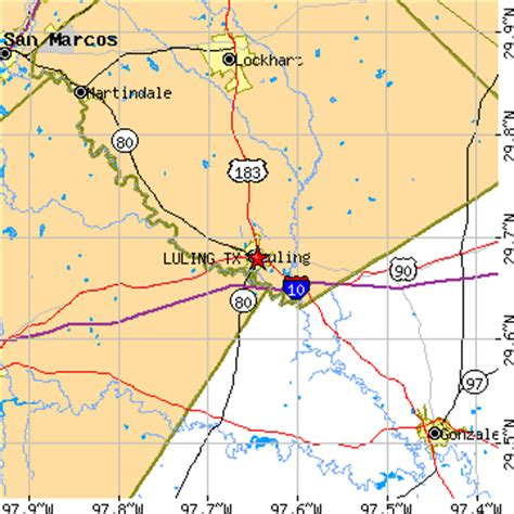 where is luling texas on a map luling tx pictures posters news and on your pursuit hobbies interests and worries