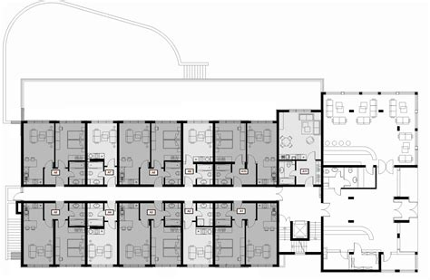 budget hotel design layout typical boutique hotel lobby floor plan google da ara