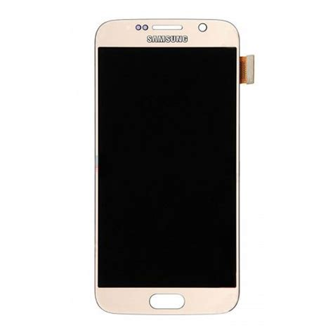 Samsung Lcd S6 samsung galaxy s6 lcd screen digitizer replacement gold