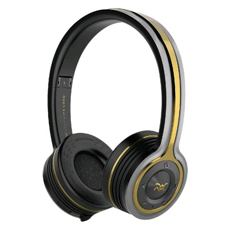 Headphone Roc roc sport freedom on ear wireless headphones black platinum gold prices features